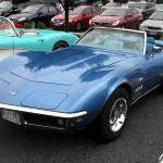 Sam Hess's Corvette
