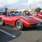 Joe Praetz's Corvette