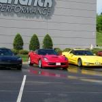 ACCC Corvettes